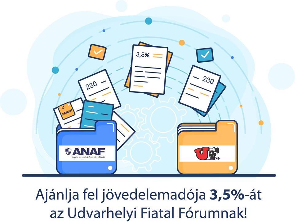 3.5%-ot az UFF-nak!
